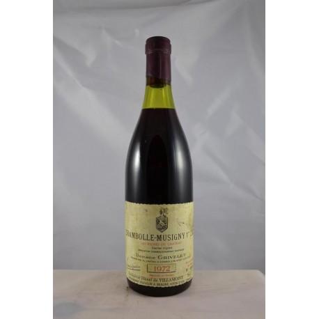 Savigny Les Beaune Chauvenet 1974