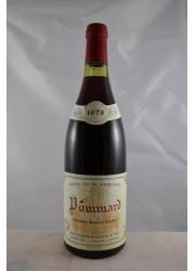 Pommard Rebourgeon Mignotte 1978