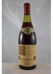 Châteauneuf du Pape Chatel du Roy 1943