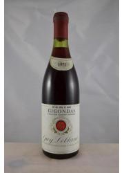 Gigondas Guy Leblanc 1973