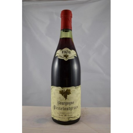 Bourgogne Passetoutgrain Jean Michelot 1976