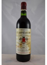Château La Gaffeliere 1978