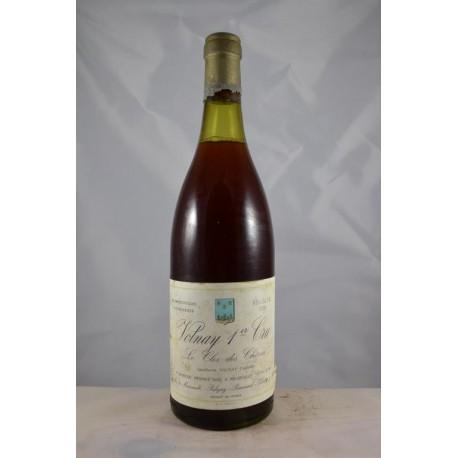 Volnay 1er Cru Le Clos des Chenes Gaunoux 1978