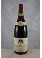 Meursault Cote de Beaune Bernard Morey 1979