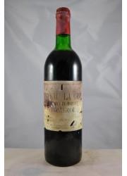 Champagne Veuve Cliquot Rose 1973