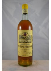 Champagne Le Mesnil Blanc de Blancs 1964