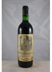 Champagne Le Mesnil Blanc de Blancs 1961