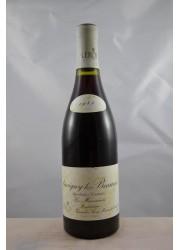 Grands Echezeaux Henri de Villamont 1985