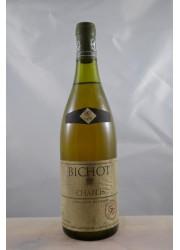 Chablis Bichot 1986