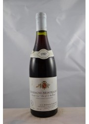 Chassagne Montrachet 1er Cru Clos de la Boudriotte Ramonet 1987