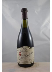 Chambolle Musigny Savour Club 1985