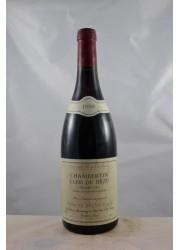 Grands Echezeaux Henri de Villamont 1983