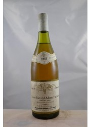 Criot Batard Montrachet Grand Cru Joseph Belland 1983
