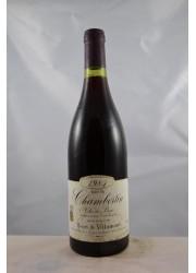 Latricieres Chambertin Grand Cru Jaboulet Vercherre 1987