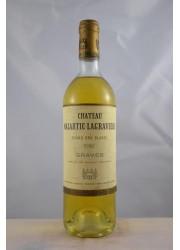 Château Malartic Lagraviere 1980