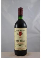 Château Franc Maillet 1983