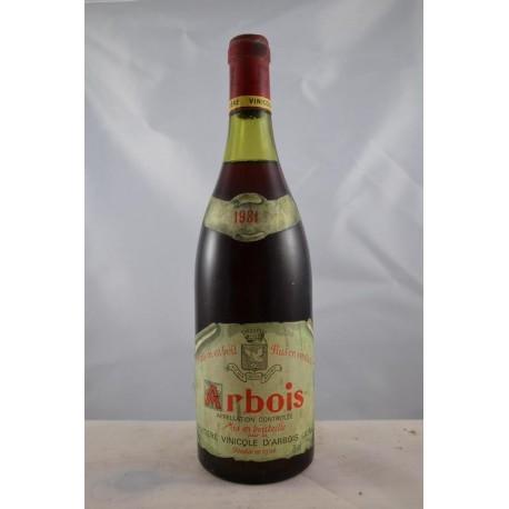 Arbois 1981