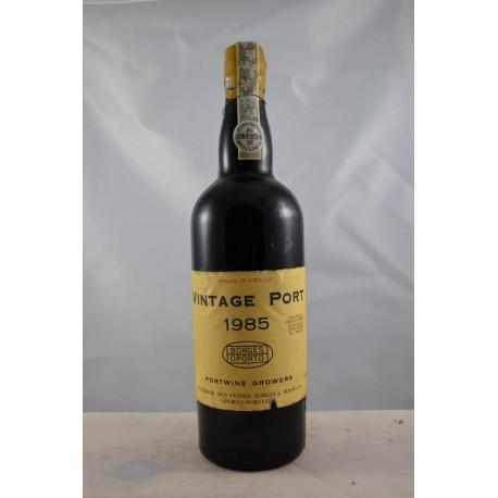 Porto Vintage Portwine Growers Borges 1985