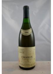 Chablis Clerget 1988