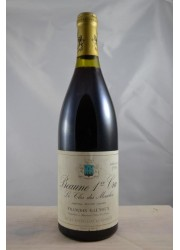Beaune 1er Cru Le Clos des Mouches Francois Gaunoux 1990