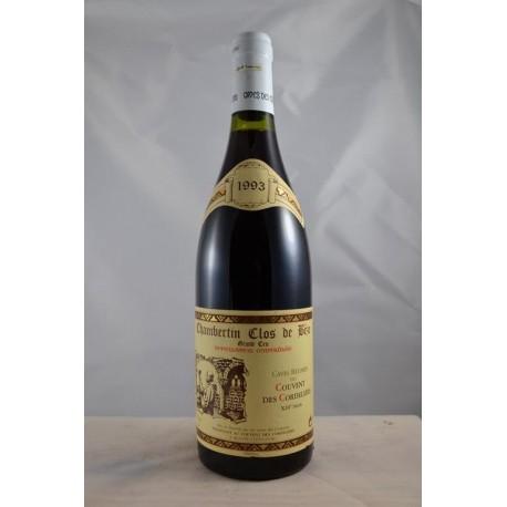 Chassagne Montrachet 1er Cru Les Caillerets Paul Pillot 1998