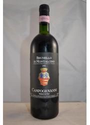 Brunello Di Montalcino Campogiovanni 1993