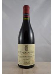 Bonnes Mares Grand Cru Comte Georges De Vogüé 1990