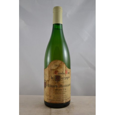 Batard Montrachet Grand Cru Paul Pernot 1996