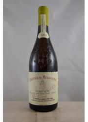 Château de Beaucastel Vielles Vignes 1999