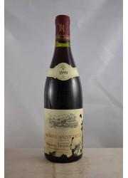 Morey Saint Denis Taupenot Merme 1990