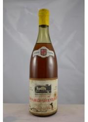 Chassagne Montrachet Blondeau Danne 1966